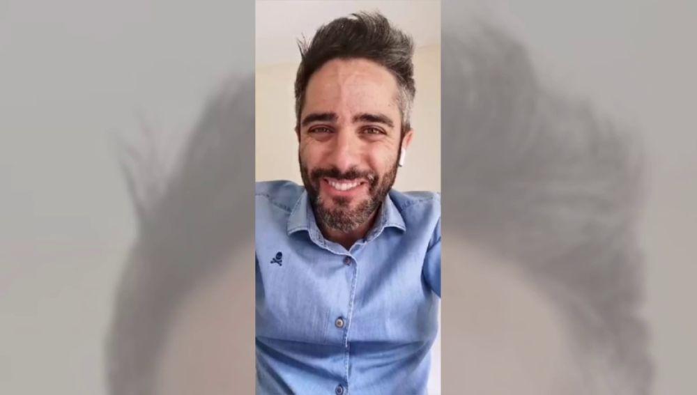 """Roberto Leal: """"A mi Pepa me la pienso llevar a 'Pasapalabra' cuando haya un especial"""""""