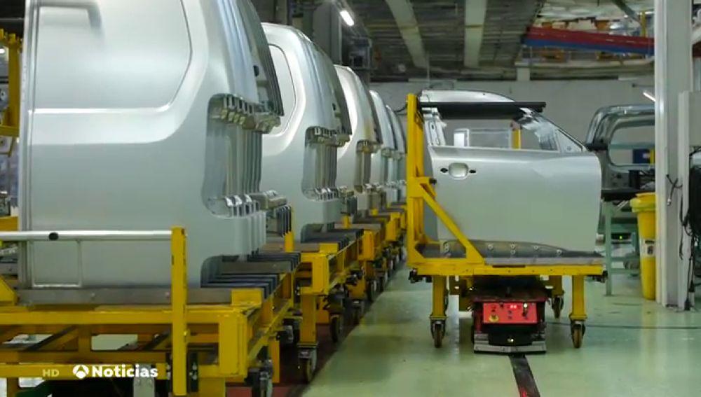 El coronavirus provoca una caída de la producción industrial del 10,2%