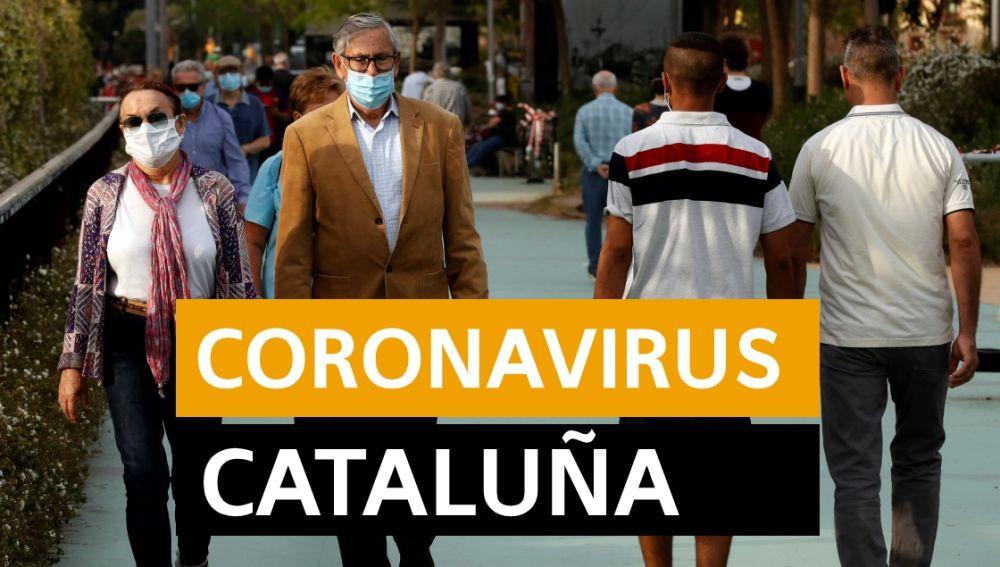 Coronavirus Cataluña: Última hora, desescalada y noticias de hoy viernes 8 de mayo, en directo
