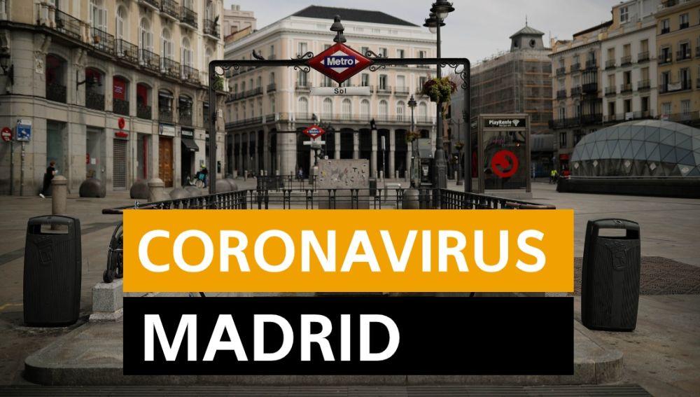 Coronavirus Madrid: Última hora, desescalada y noticias de hoy viernes 8 de mayo, en directo