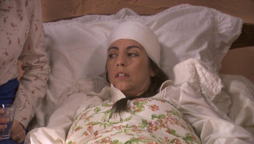 Manuela se despierta, ¿recordará lo que le ha ocurrido?