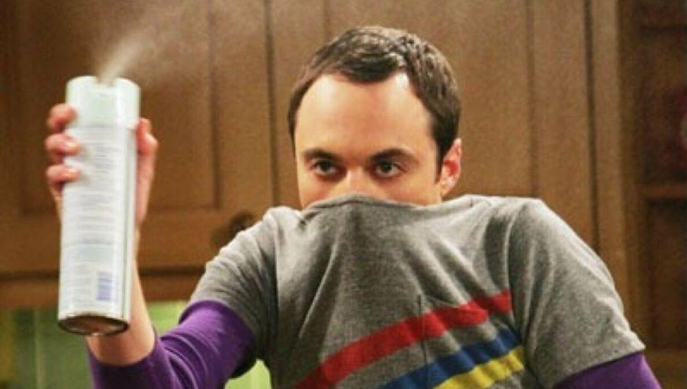 Revelan cómo actuaría Sheldon Cooper ('The Big Bang Theory') ante la  pandemia del coronavirus