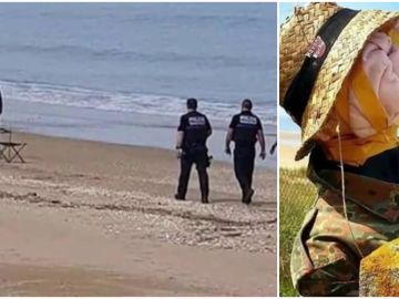 La broma de un pescador a varios policías en Francia durante la desescalada del coronavirus
