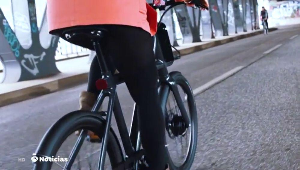 nueva bici