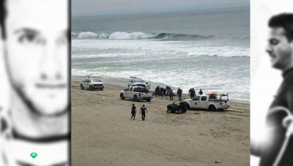 Muere un surfista de 26 años por el ataque de un tiburón en Santa Cruz