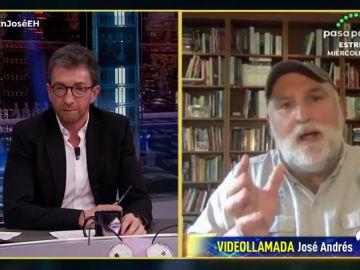La petición de José Andrés para la desescalada en los restaurantes en Estados Unidos