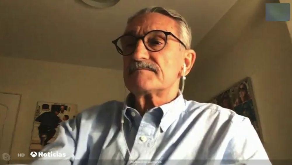 José Eugenio Guerrero, jefe