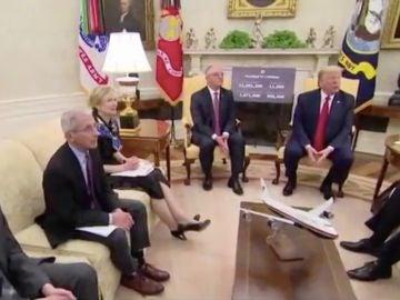 Reunión Casa Blanca