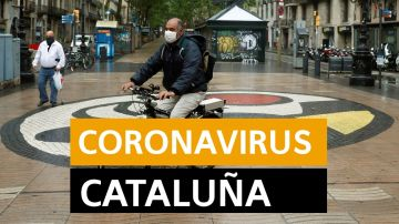 Coronavirus Cataluña: Fase 1 desescalada, noticias, datos y última hora, en directo