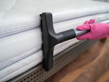 Limpieza de colchón