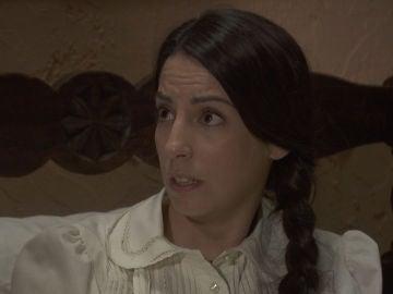 """""""Nadie debe saber esto"""", la confesión de Manuela Sánchez"""