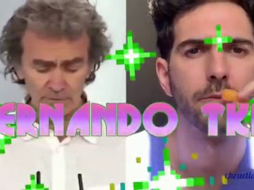 """Fernando Simón, protagonista de una canción durante el coronavirus: """"Quiero ir al Congreso y darte un beso"""""""