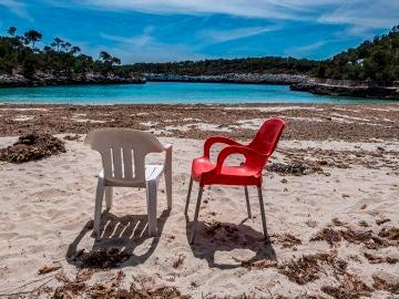 La Cala Mondragó de Mallorca