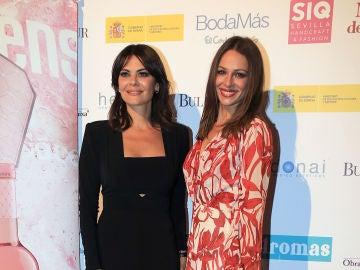 María José Suárez y Eva González