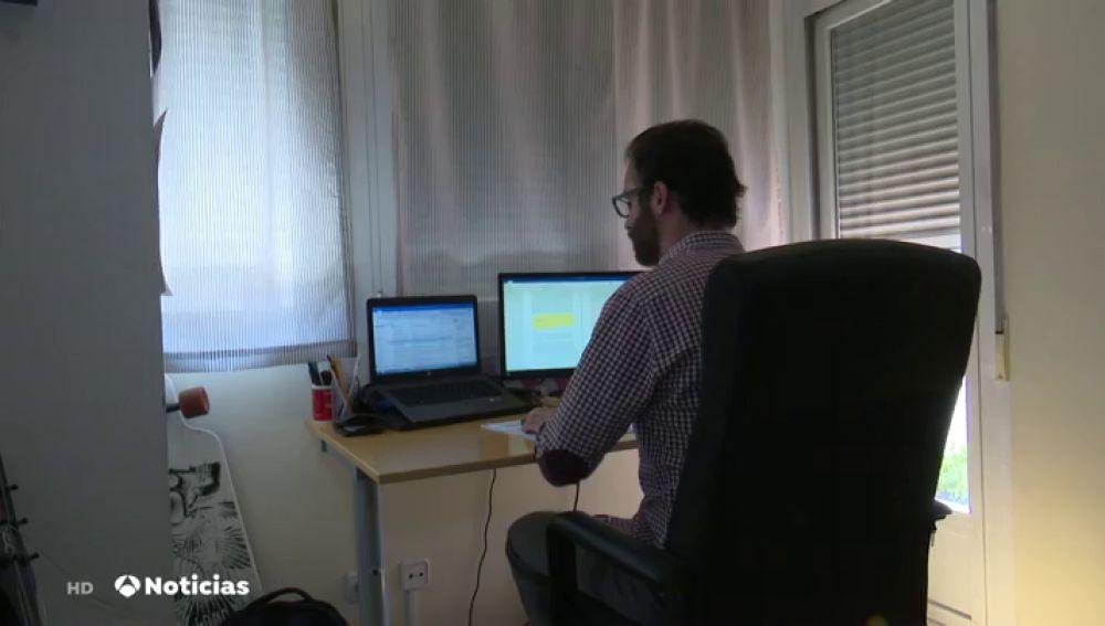 El Banco de España cree que hasta el 60% de los empleos cualificados podrían teletrabajar después del coronavirus