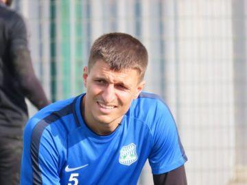 El futbolista turco Cevher Toktas