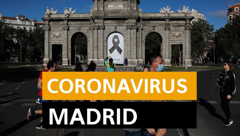 Coronavirus Madrid: Desescalada y noticias de última hora hoy martes 12 de mayo, en directo