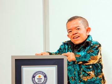 Niño Hérnandez, el hombre más pequeño del mundo