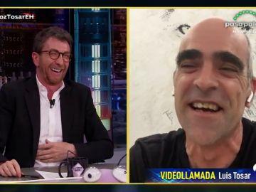 Revive la entrevista completa de Luis Tosar en 'El Hormiguero 3.0'