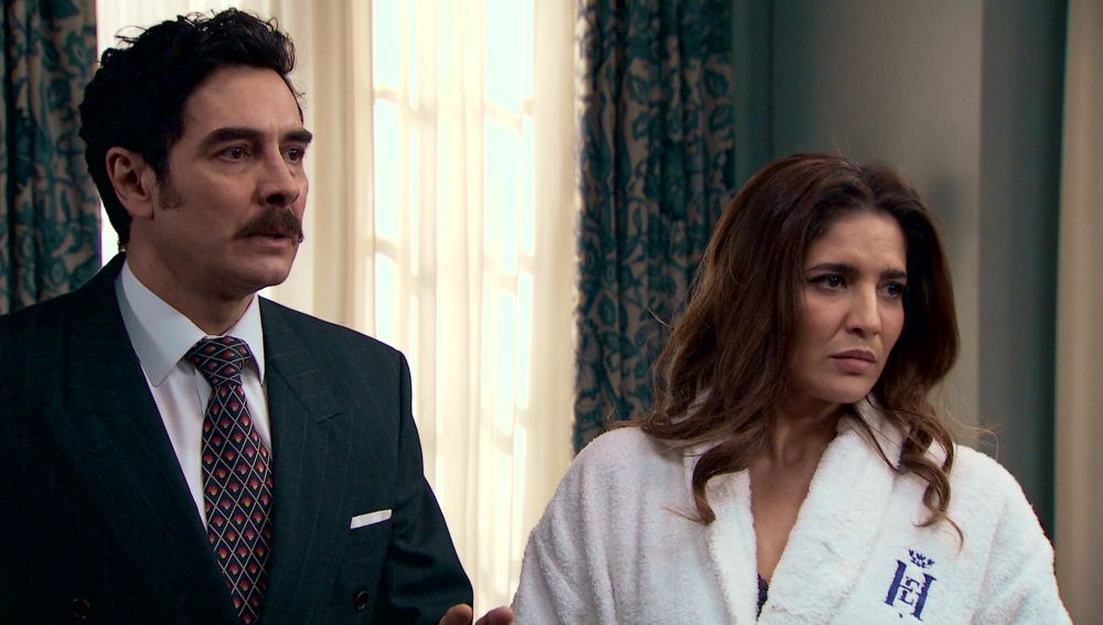 Armando e Irene padecen las duras consecuencias de sus maldades