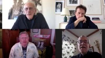 Los actores de 'Regreso al Futuro' se reúnen