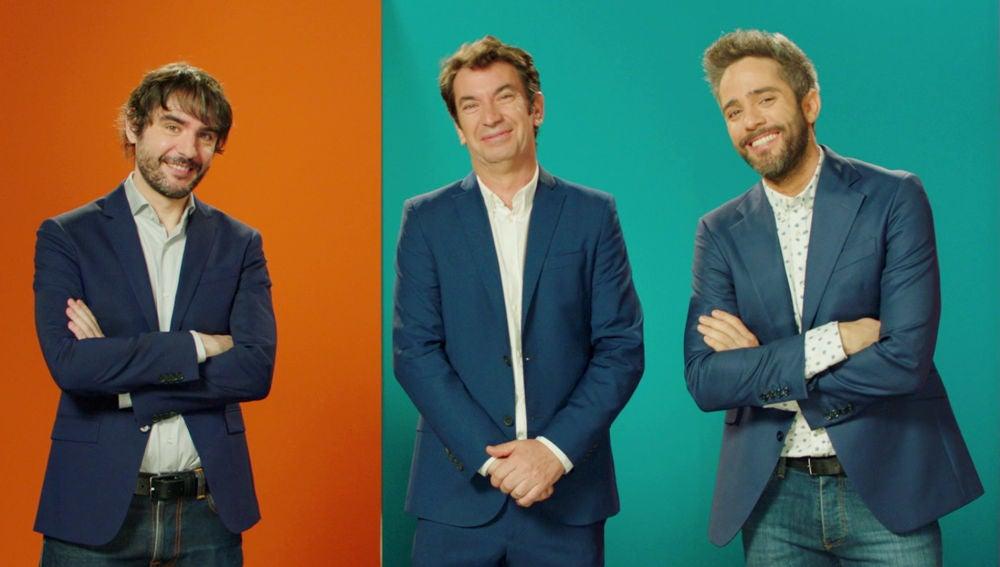 Las tardes de Antena 3: a las 17:45h '¡Ahora Caigo!', a las 19:00h '¡Boom!' y a las 20:00h 'Pasapalabra'