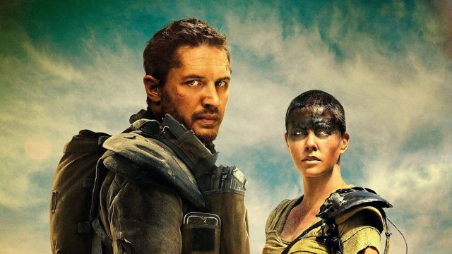 Tom Hardy y Charlize Theron en 'Mad Max'