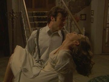 Ramón pone en riesgo la vida de Marta con sus malos tratos