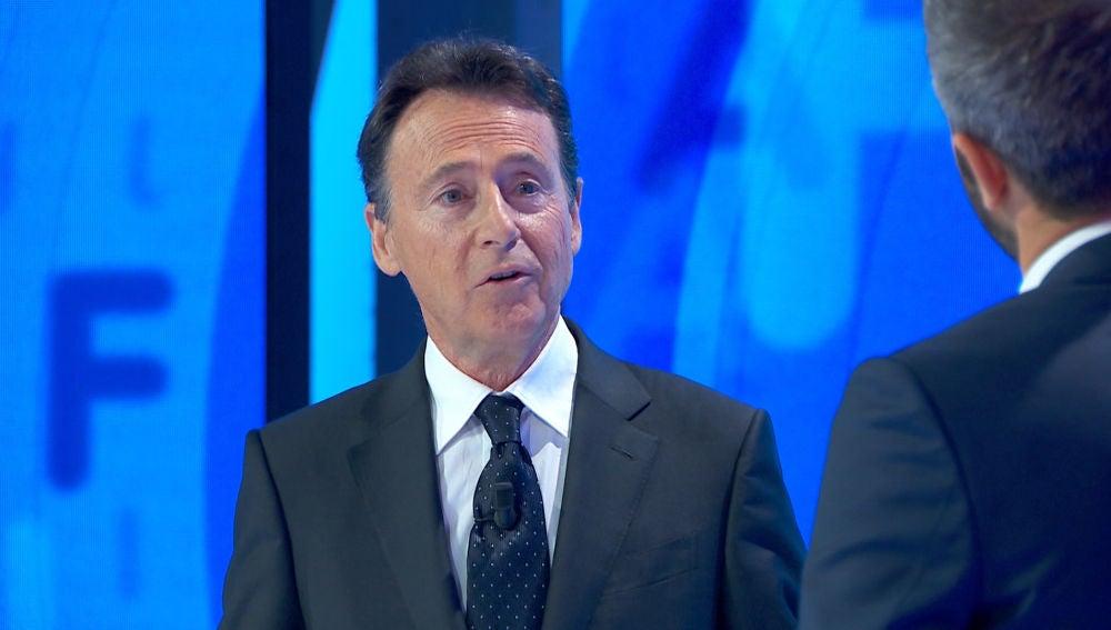 """Matías Prats, un padrino muy especial en el regreso de 'Pasapalabra' a Antena 3: """"Hacen falta programas como este"""""""