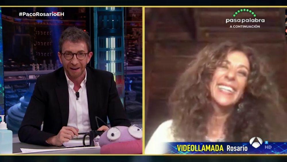 """Rosario Flores, sobre su nuevo disco: """"Tengo un pedazo de tema con Vanesa Martín que es maravilloso"""""""
