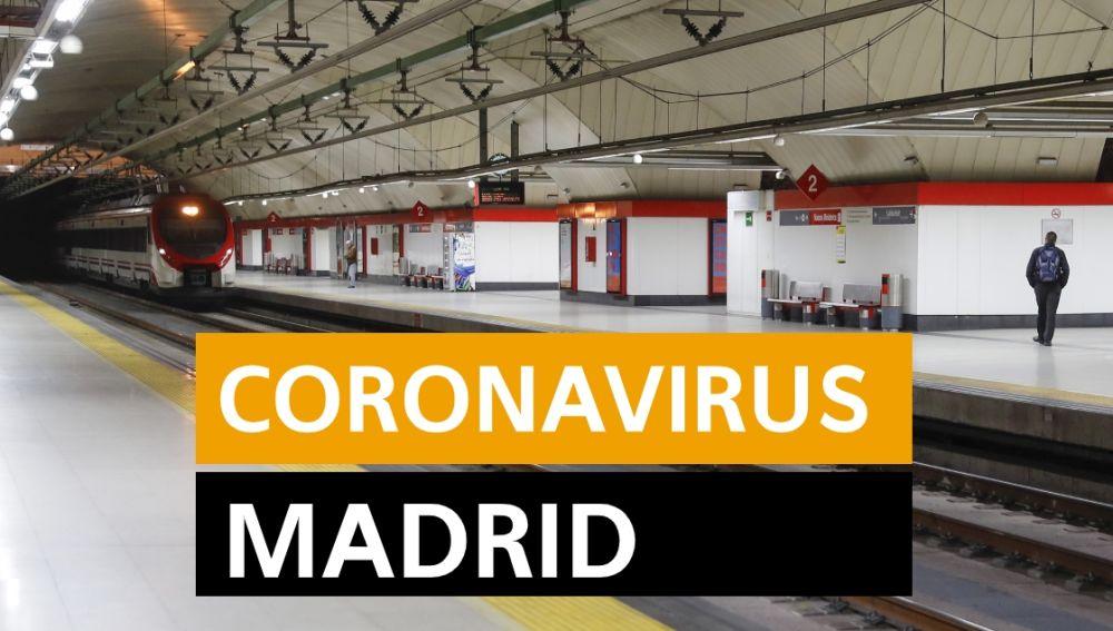 Coronavirus Madrid: Última hora y noticias de hoy miércoles 13 de mayo, en directo