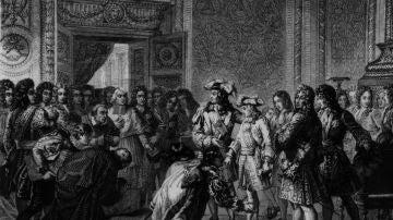 Efemérides 14 de mayo 2020: Luis XIV