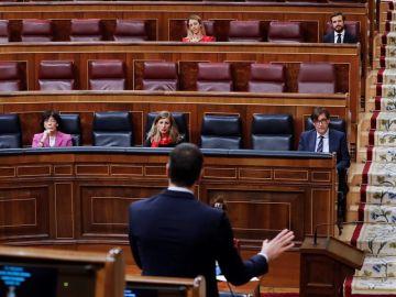 """Coronavirus: Pablo Casado no apoyará al Gobierno """"para arruinar España"""""""