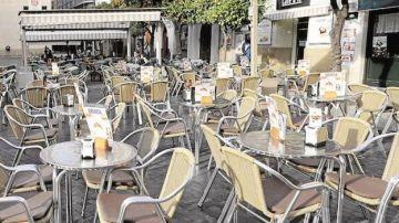 La terrazas de Zaragoza cerrarán a las 23:00 horas