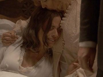 Marta pierde a su hijo en el episodio más terrorífico de su vida