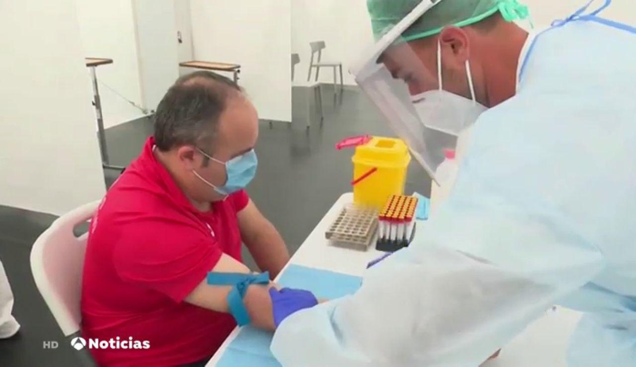 Estudio seroprevalencia