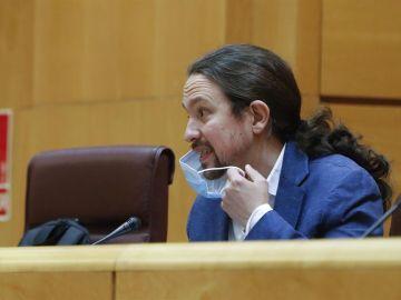 El vicepresidente segundo del Gobierno, Pablo Iglesias