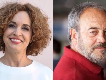 Tito Valverde  y Adriana Ozores se suman al reparto de 'Alba', la nueva serie de Antena 3
