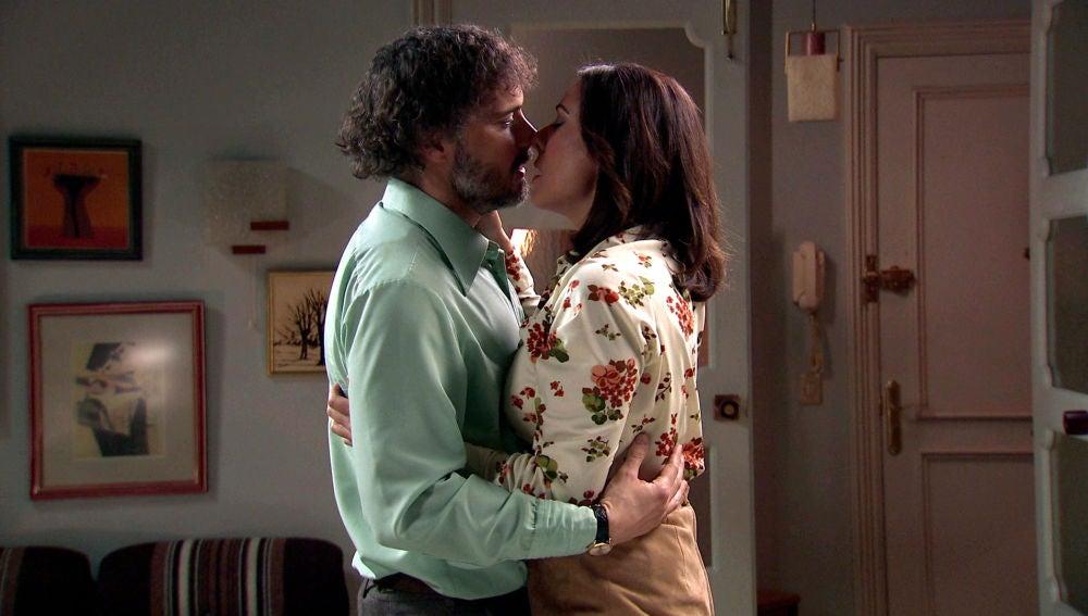 Guillermo y Cristina se dejan llevar por el deseo