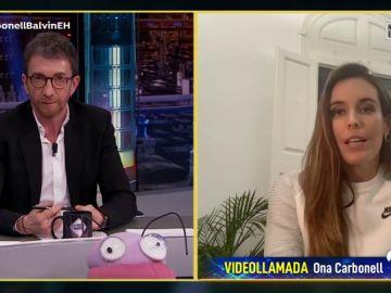 """Ona Carbonell, sobre conciliar su embarazo con el deporte de élite: """"Es complicado porque tu herramienta de trabajo es tu cuerpo"""""""