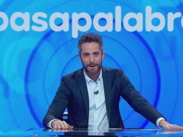 Esto no ha hecho más que empezar: 'Pasapalabra' de lunes a viernes, en las tardes de Antena 3.