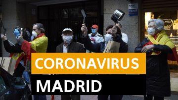 Coronavirus Madrid: Última hora y fases de desescalada hoy 14 de mayo, en directo