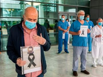 os sanitarios del hospital de Son Espases de Palma