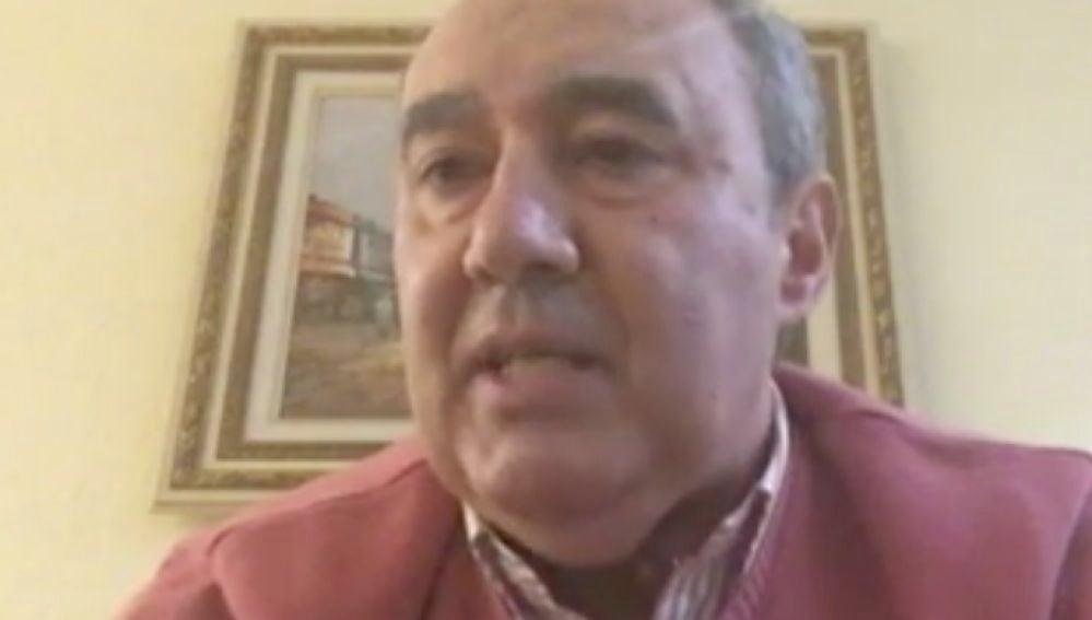 Nicolás Fernández, presidente Nacional de ANPE
