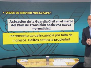 Informe Guardia Civil