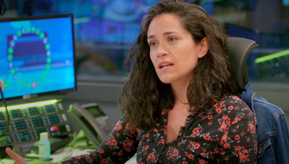 El papel de la lingüista Lucía Sesma en 'Pasapalabra'