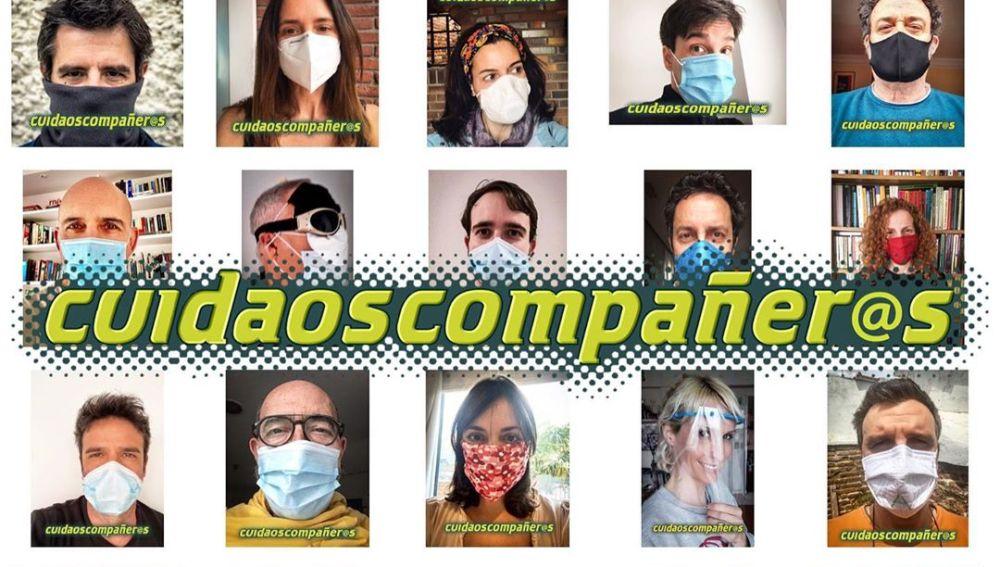 El inesperado reencuentro de 'Compañeros' bajo un importante mensaje que ha revolucionado las redes