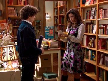 Amelia, chantajeada tendrá que decidir entre Luisita o la librería