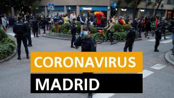 Coronavirus Madrid: Fases desescalada, San Isidro y noticias de hoy viernes 15 de mayo, en directo
