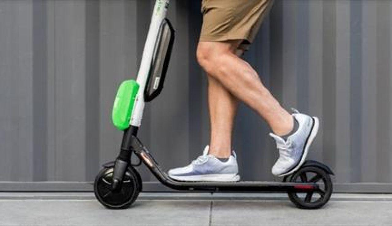 Los patinetes eléctricos se han multiplicado en las calles sevillanas en los dos últimos años